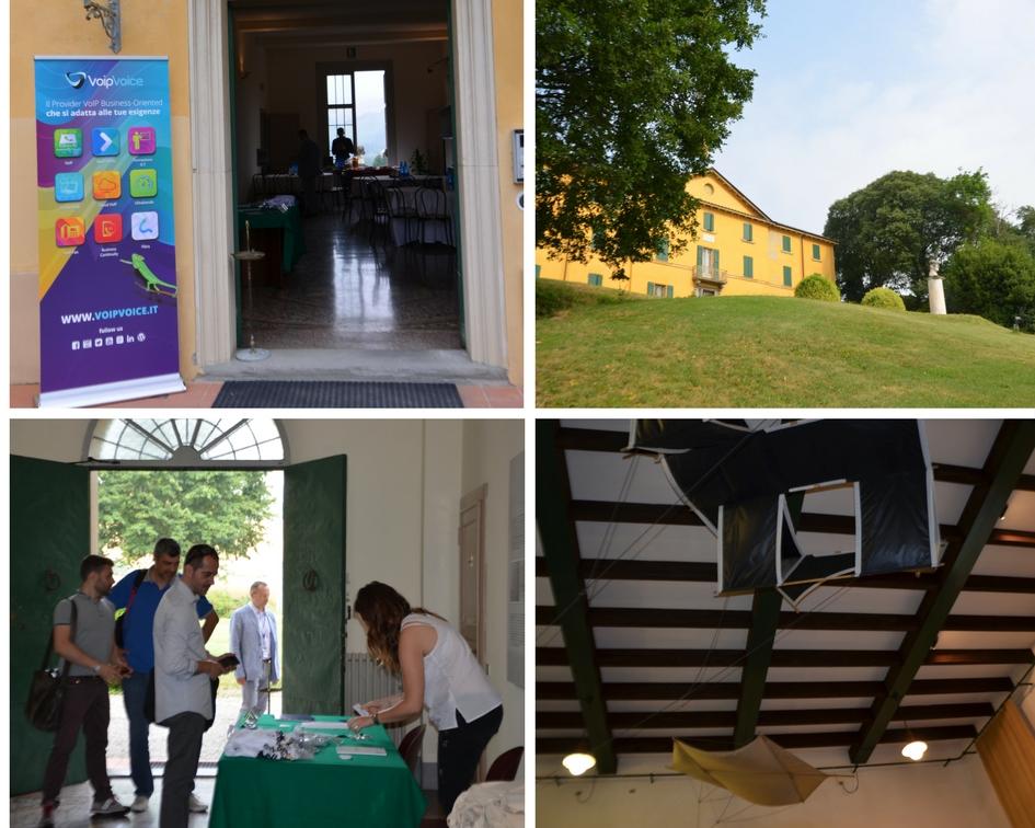 Partner Meeting VoipVoice Emilia Romagna 2017
