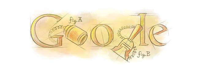 Doodle di Google dedicato a Meucci