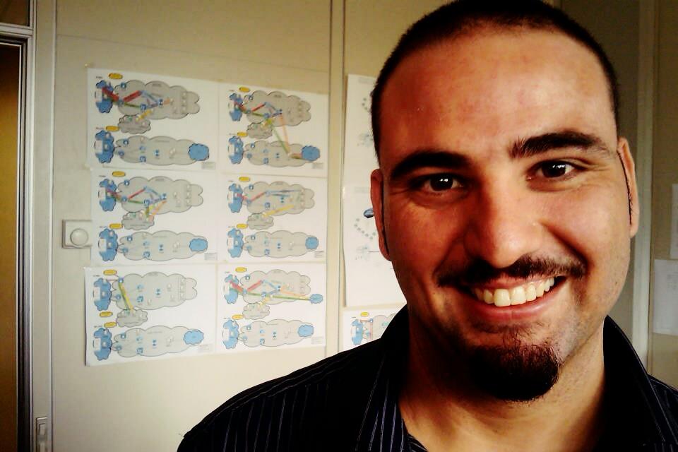 Intervista a Flavio Patria di AVM