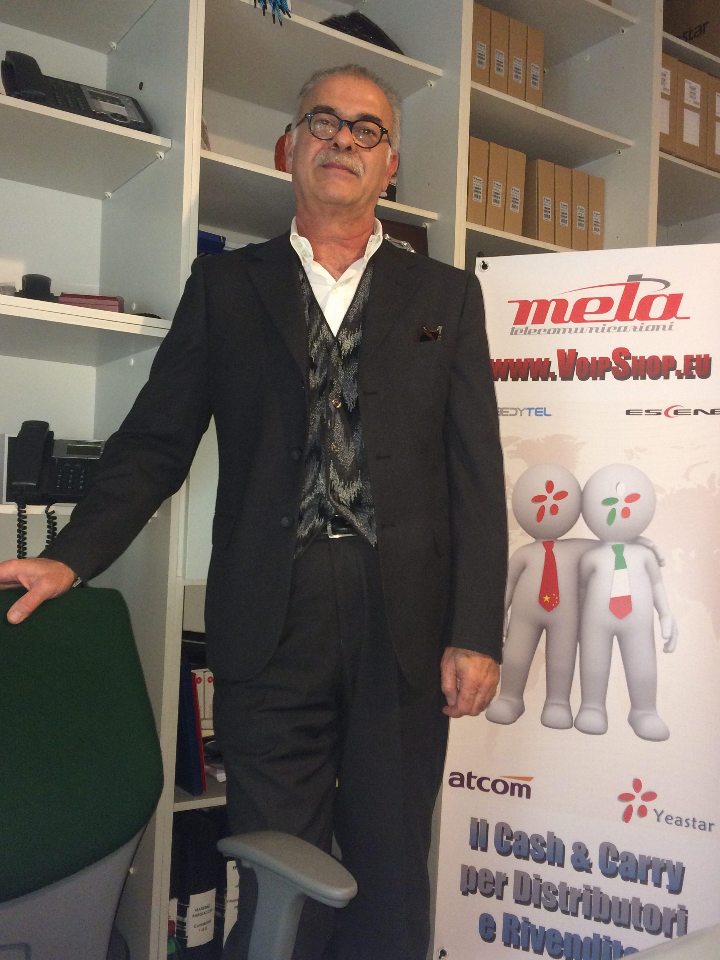 Intervista a Massimo Bargiacchi, CEO Meta System