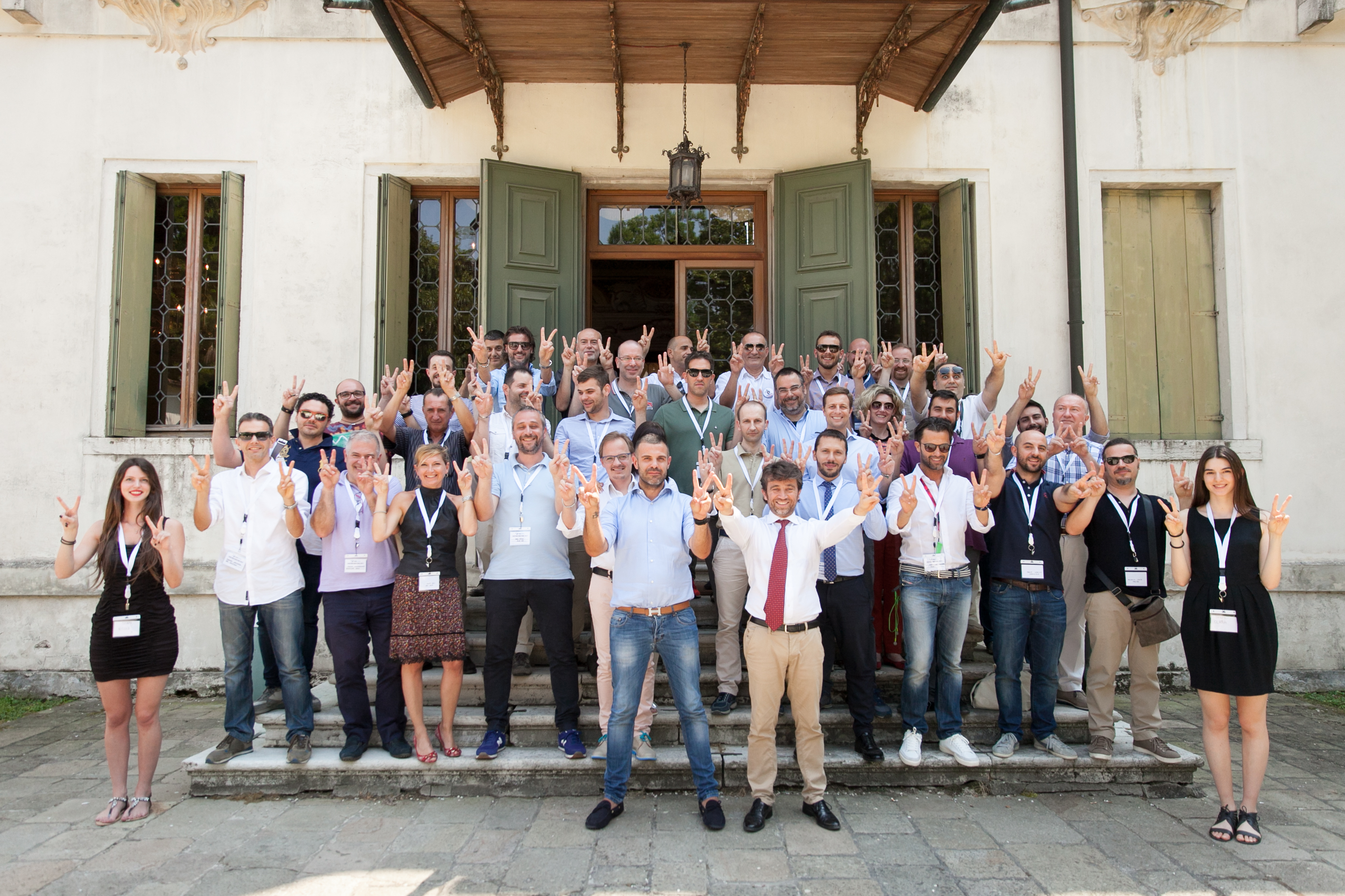Partner Meeting VoipVoice Veneto 2017