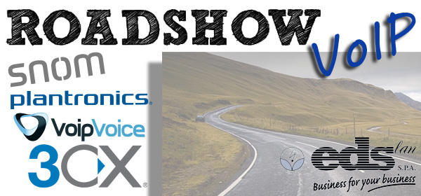 Roadshow VoIP