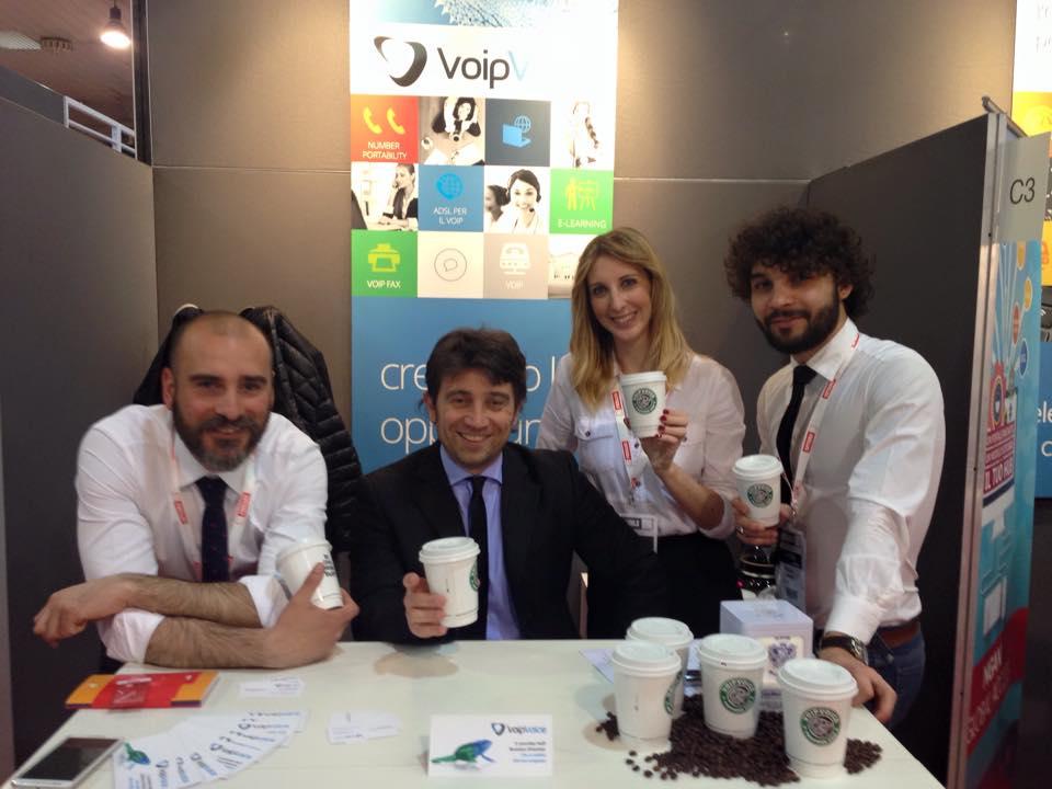 VoipVoice SMAU Padova