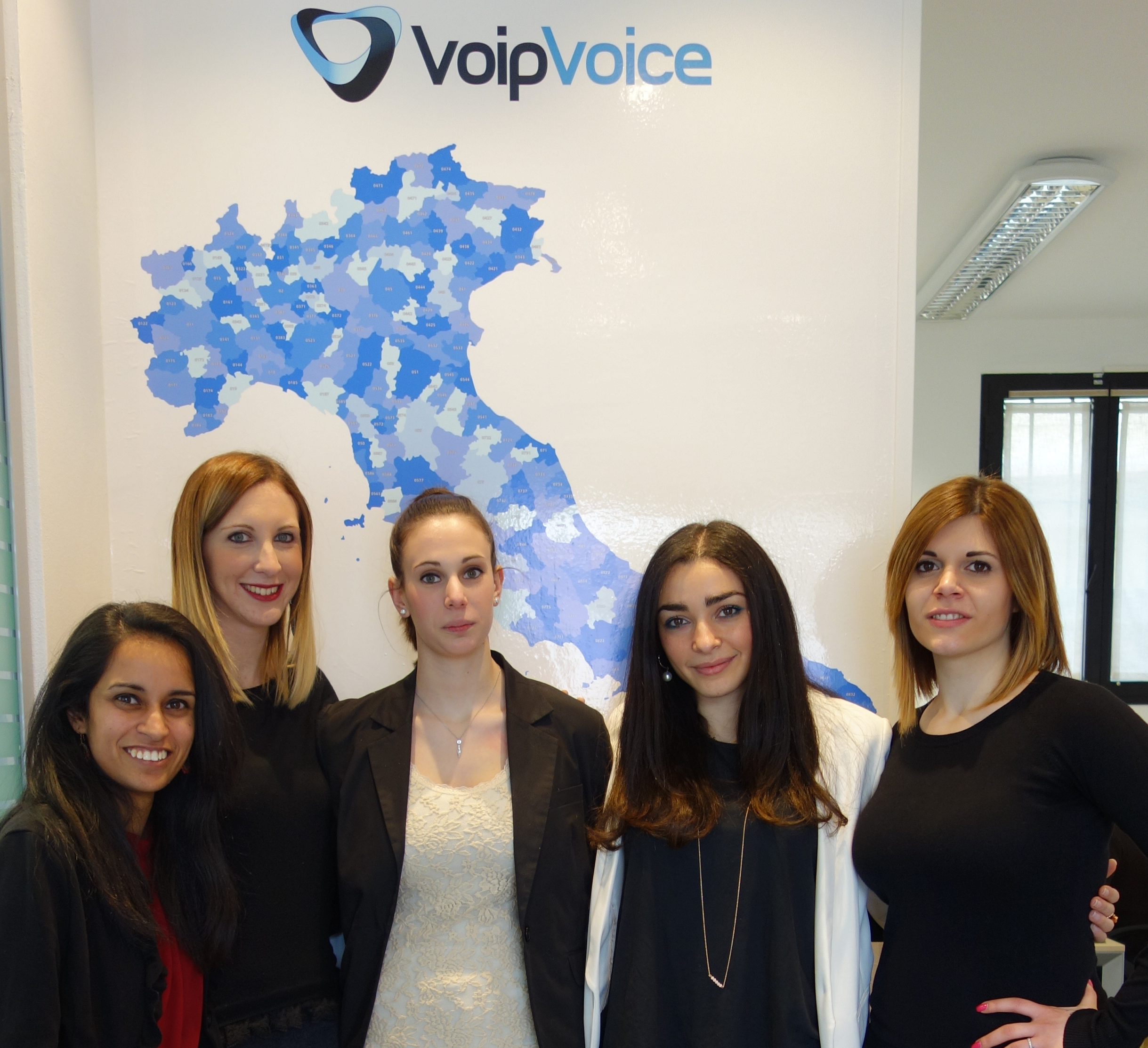donne voipvoice post 8 marzo