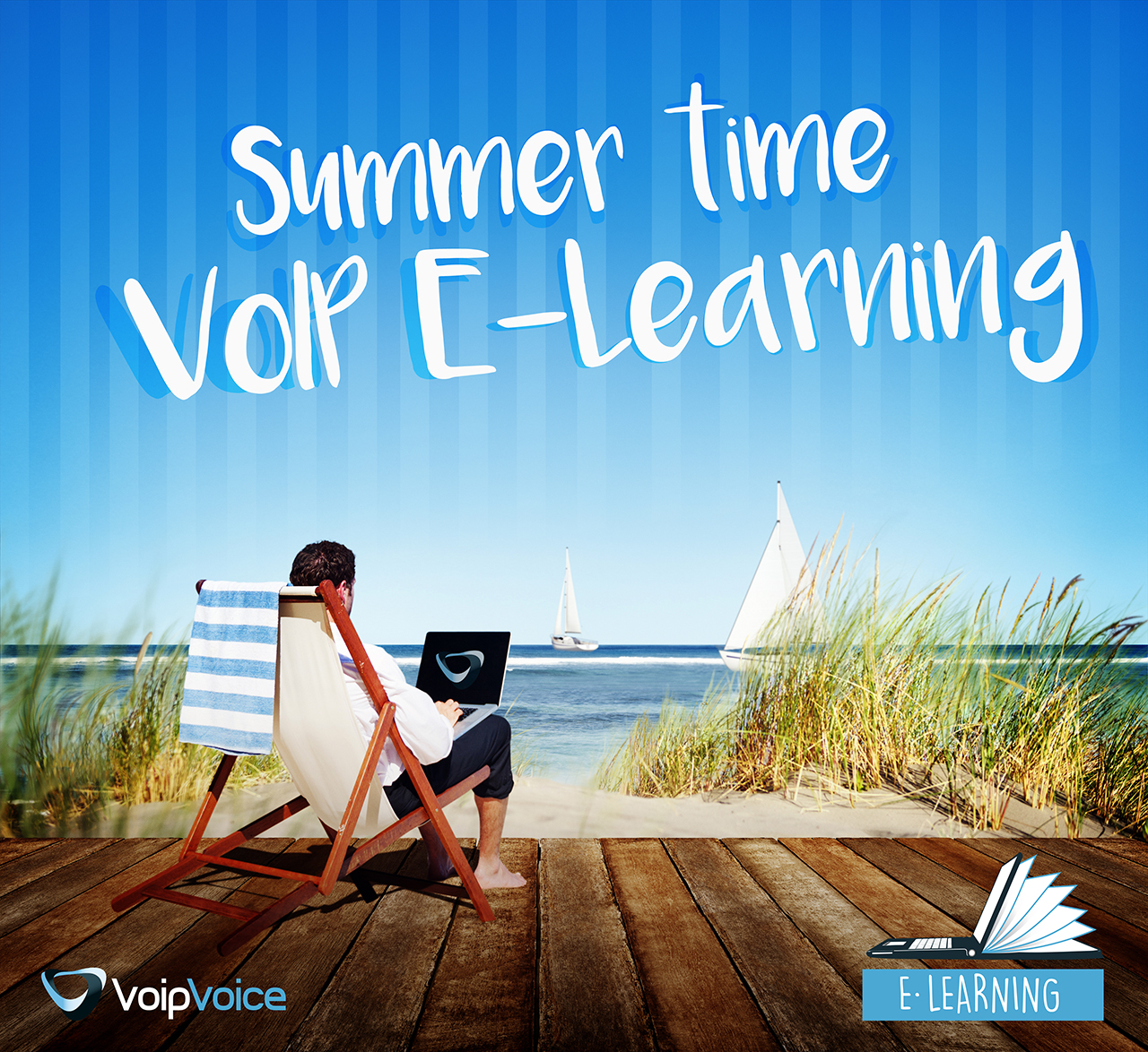 Summer Time VoIP E-learning