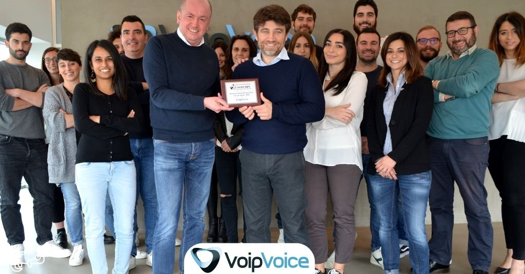 VoipVoice premiata al Forum UCC & Social Collaboration