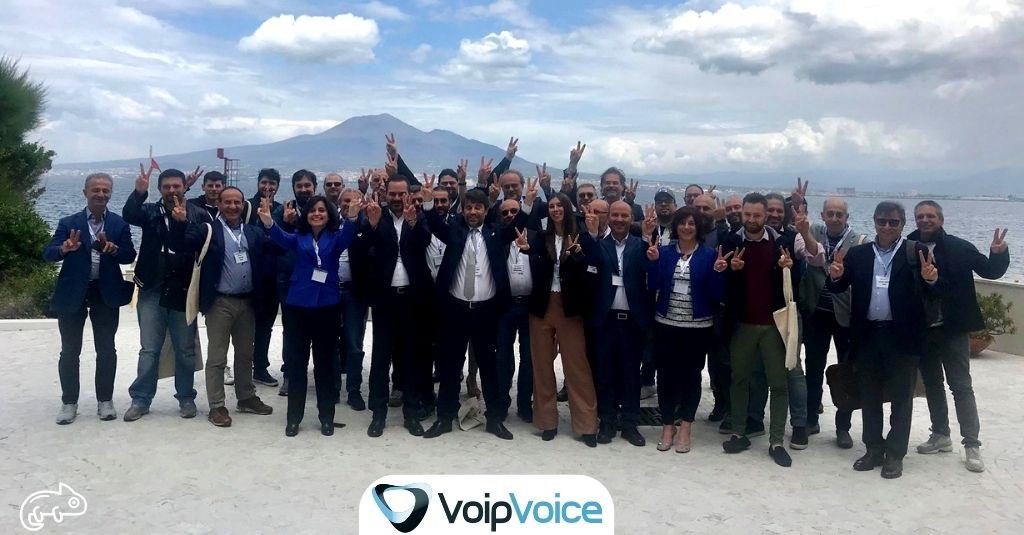 Ecco la primavera con il VoipDay Campania