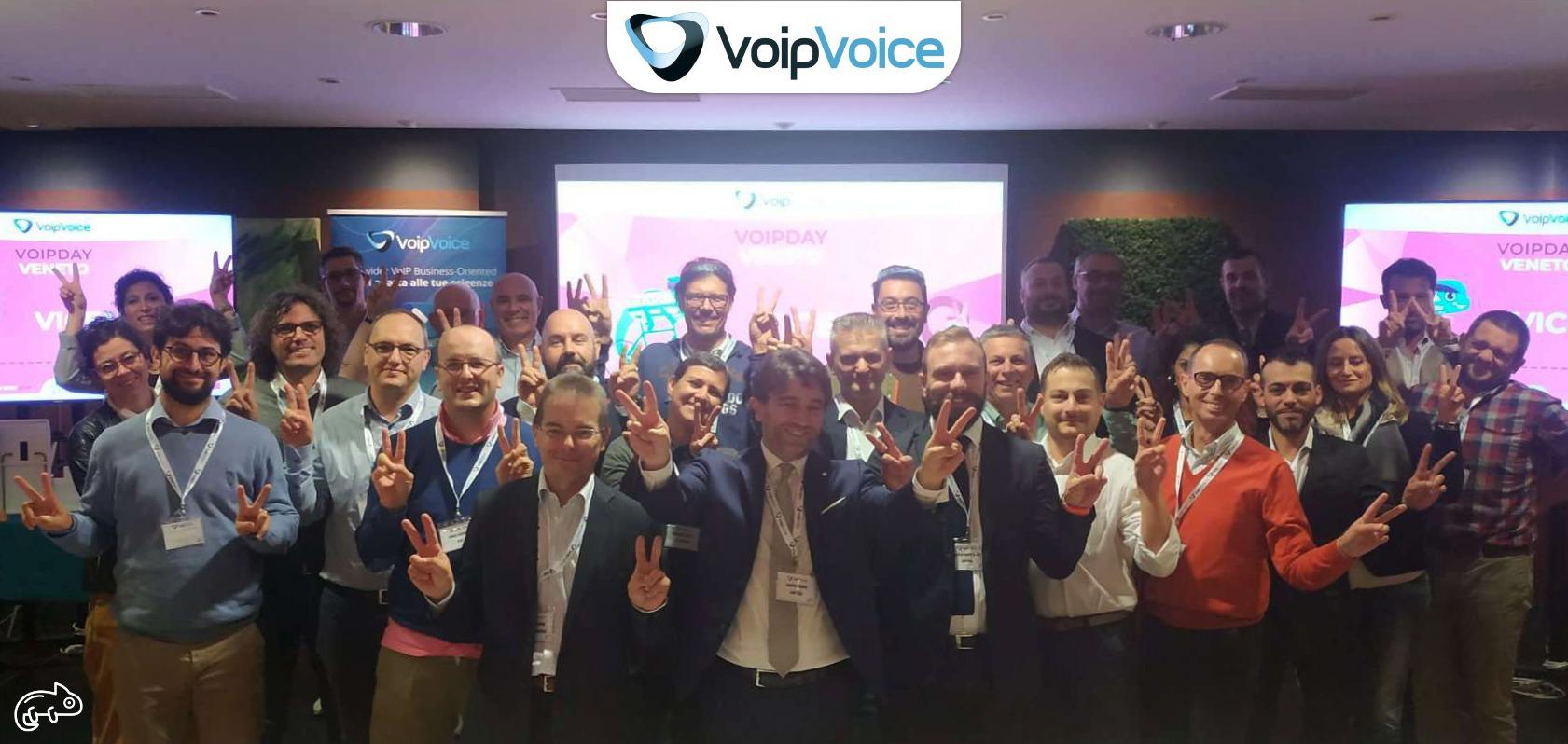 In Veneto per il VoipDay annuale!