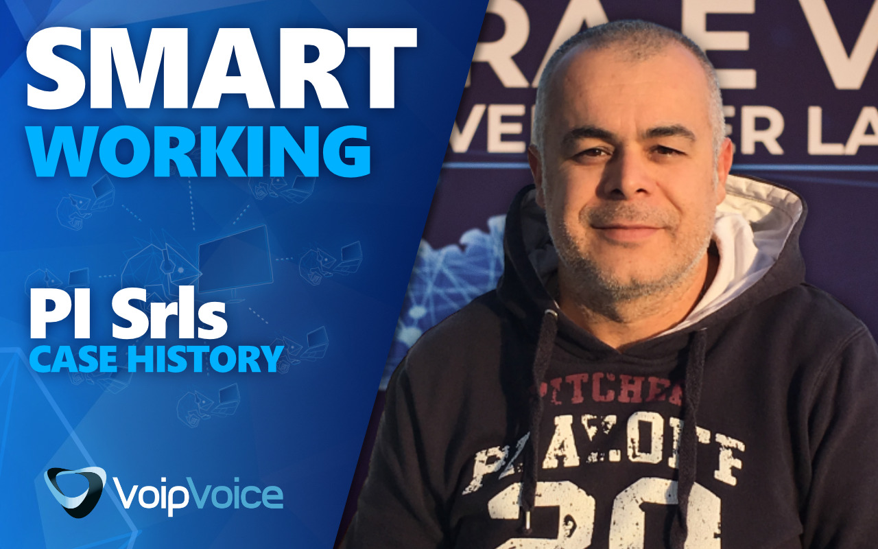 Case History Smart Working | La parola a PI S.r.l.