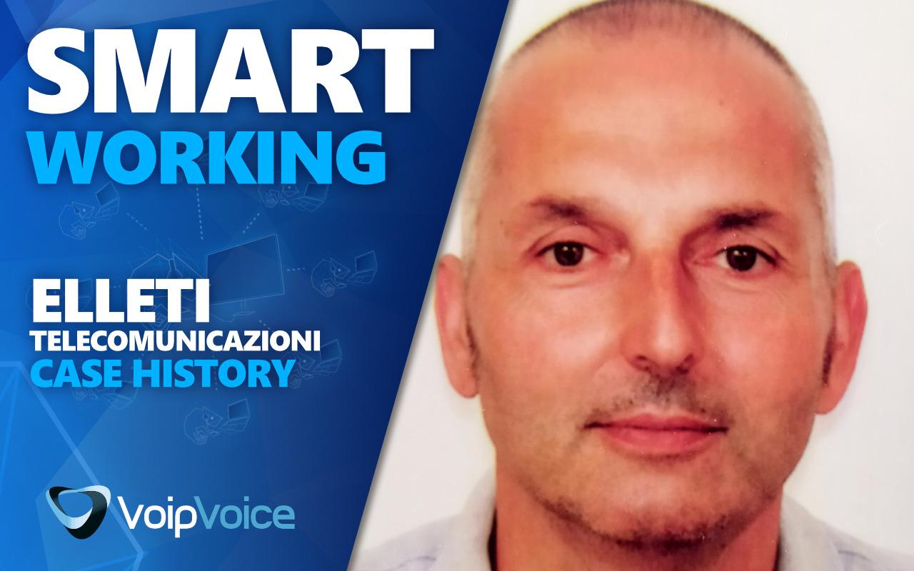 Case History Smart Working   La Parola a Elleti Telecomunicazioni
