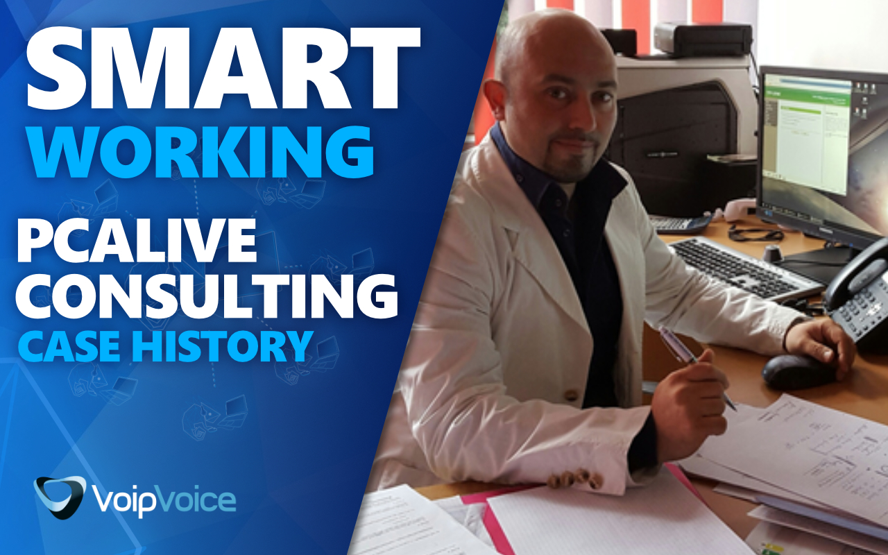Case History Smart Working | La parola a Pcalive Consulting