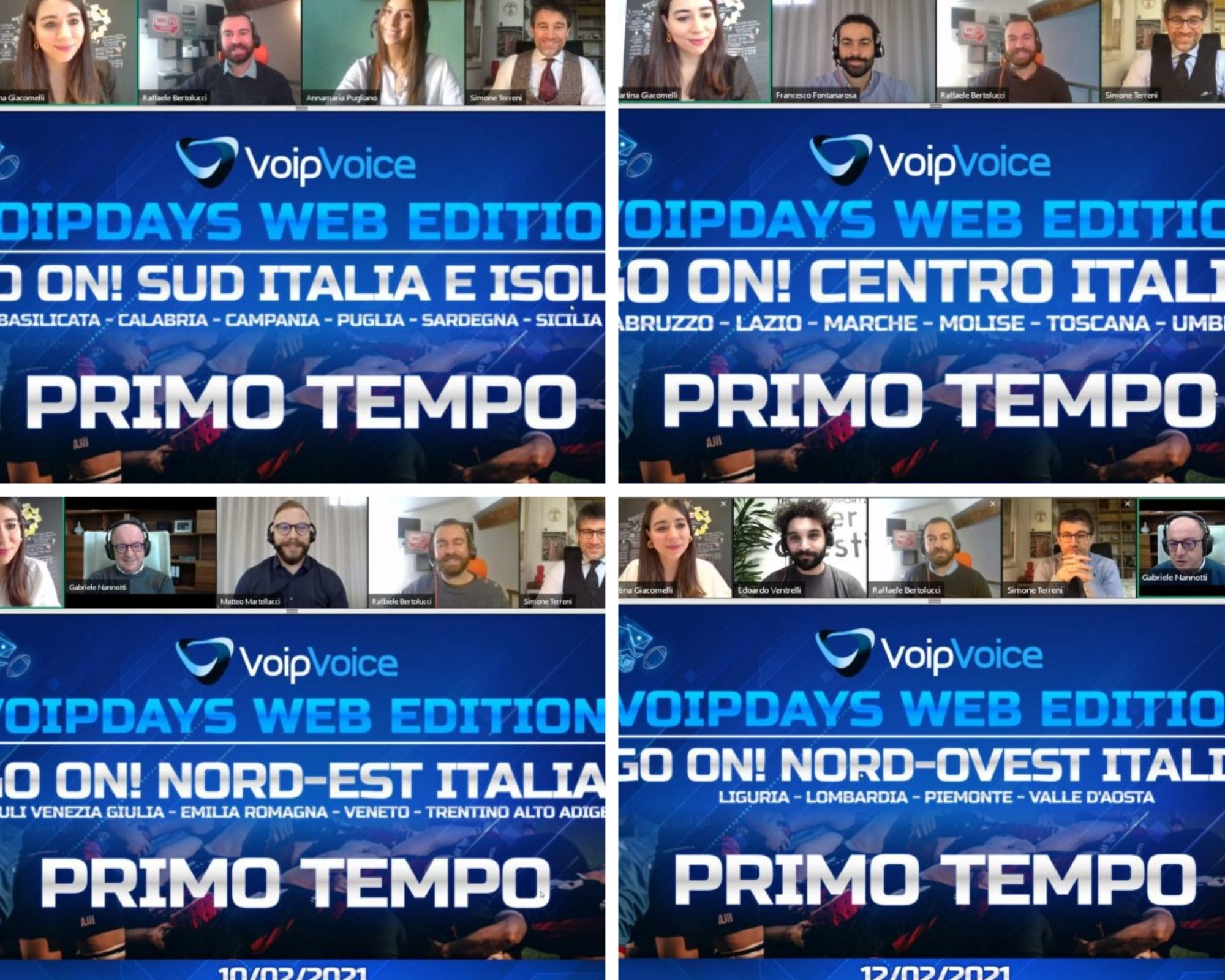 GO ON ITALIA! VoipDays Web Edition 2021